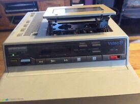 Rare retro Sony monitor recorder
