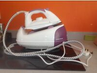 Morphy Richards steam generator iron 8 months old