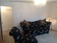 Luxury fully furnished one bedroom ground floor flat