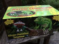 LIMITED EDITION KARMA CHAMELEON PHONE