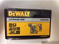 Brand New DeWalt DCH253N 18v SDS+ Rotary Hammer - Bare Unit