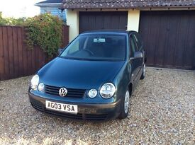 VW POLO 1.2 Petrol - DEAL FIRST CAR WITH FULL SERVICE HISTORY