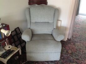 Sherborne Electric Riser Reclining Chair