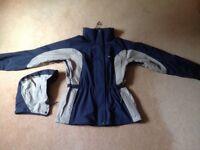 Tenson MPC Jacket Black/Beige Ladies Size M