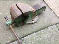 Garage vice clamp tool