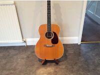 Acoustic guitar MARTIN M36 (0000)