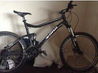 Bike for sale kona tanuki