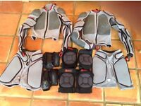 Dainese snowboarding or motorcycling body armour