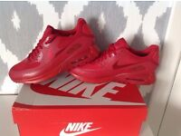 Nike Air Max 90 Ultra Essential Trainers Size Uk 6.5 Eu 40.5- FREE DELIVERY !!!