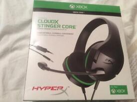 HyperX CloudX Stinger Core. New