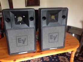Ev stage200 speakers