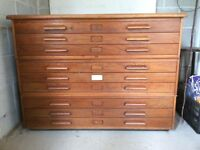 Large Wooden Plans Chest