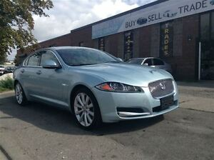 2013 Jaguar XF 3.0L AWD SUPERCHARGED | NAVIGATION | REVERSE CAME