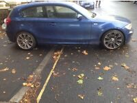 BMW 1 Series 118 sport 3300 Ono 1st to see will buy must go this week