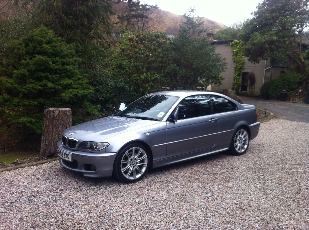 ***SOLD***BMW 330ci M Sport Coupe (Facelift model)