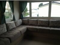 Seton sands haven park 2&3 bed caravans Dog friendly