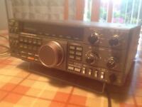 Kenwood communication receiver R5000