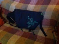 Over Shoulder backpack for sale(Like new condition.)