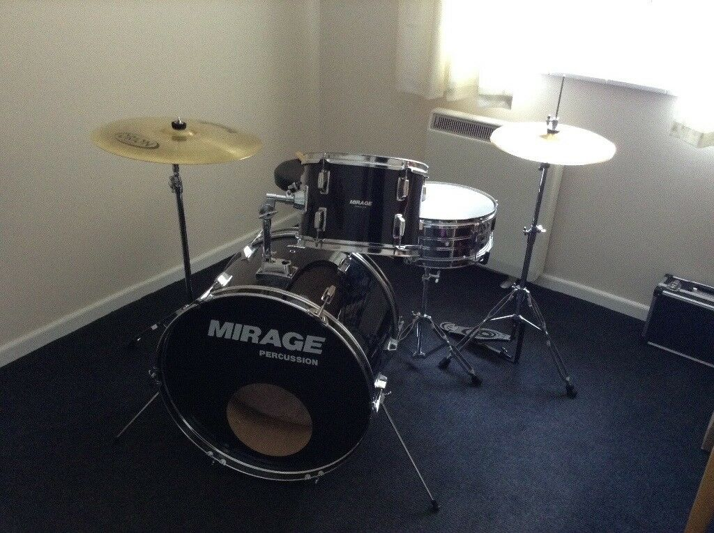 6514a6a5695a Mirage drum kit   in Oxford, Oxfordshire   Gumtree