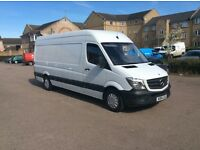 Mercedes Benz sprinter 2.1cdi 313 lwb 4 metre 2014/14 new shape NO VAT