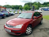 2006 Ford Mondeo 1.8 LX full year mot great driving family 5 door hatchback