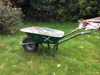 Haemmerlin wheelbarrow in good condition