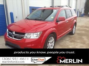 2013 Dodge Journey R/T PST PAID AWD