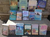Book Collection Maeve Binchy