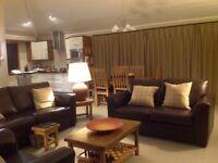 Cameron House, Loch Lomond Timeshare (week 49) two bedroom timber Log Cabin, sleeps six in luxury