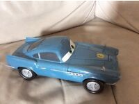 Disney cars -Finn mcmissile spy car
