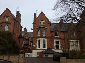 No agent fees - Arboretum 1 bed furnished flat with private parking in quiet area close tram & city