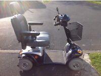 Kymco motobility scooter.