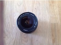 Canon zoom lens EF 28-80 mm