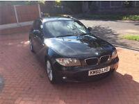 2010 BMW 1 Series 2.0 118d M Sport 5dr (60 reg) FSH