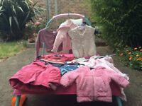 Kids job lot clothes (monsoon,next,Debenhams)