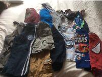 Boys clothes age 4-5