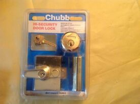 Chub door lock