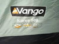 Vango Icarus 5 Man Tent