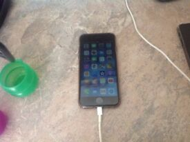 Apple Iphone 7 128 GB JET Black only on Vodaphone