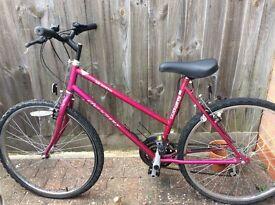 Ladies Bike 6 Gears