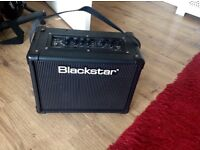 Blackstar I'd core 20 £50 or swap for good compressor pedal or other pedals