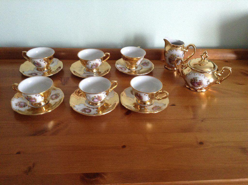40 Vintage Bavarian Zorsche China Decorative Coffee Cups And Saucers Best Decorative Cups And Saucers