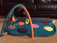 Lovely colourful & soft play mat from Mamas and Papas