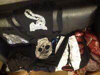 Designer clothes bundle.