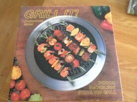 Indoor Smokeless Stove Top Grill