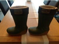 Skee-tex Essex size 7 original 1980's classic thermal fishermans snow boots
