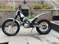 FOR SALE SY 250 R TRIALS BIKE