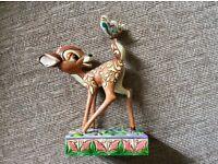 Disney traditions bambi figurine