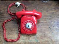 Ericsson Dial Telephone