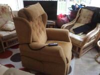 Willowbrook electric reclining chair